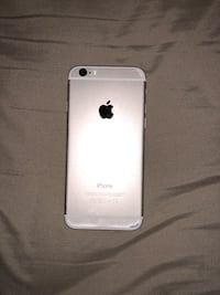 Gold iPhone 6 with cases