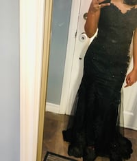 Brand new !Mermaid style evening dress black Brampton, L6V 1Y7