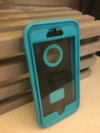New. Great for a gift. Turquoise OtterBox 6 Plus iPhone case. Never used Merritt Island, 32952