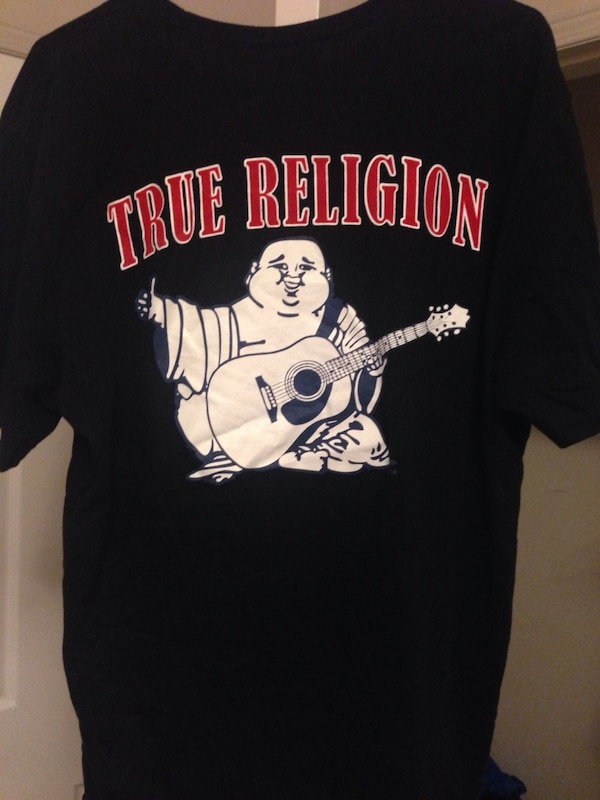 617fc700a4342 Used true religion shirt for sale in Oshawa - letgo