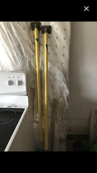 2 Drywall Stands Both for $25 Ajax, L1S