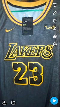 Large LeBron jersey lakers North Andover, 01845