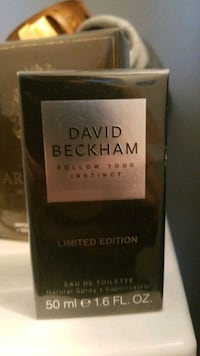 David Beckham Cologne limited edition Mississauga, L4W 2N7