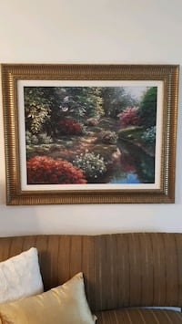 Henry Peters Framed canvas from Bombay Company Bradford West Gwillimbury, L3Z 2H7
