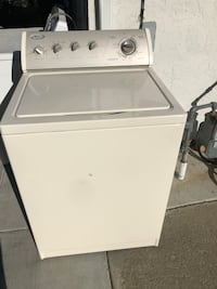 White top-load clothes washer Pittsburg, 94565