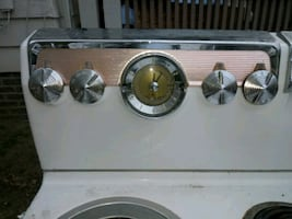 VINTAGE..GENERAL ELECTRIC STOVE