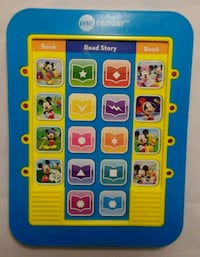 Mickey Mouse Clubhouse Me Reader Electronic Reader