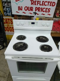 Electric Stove..