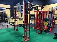 UTC Training Center by Throwdown $7000 new 13 months old $4,000 You pick up and take apart. Winter Garden, 34787