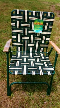 Folding hidh back lawn chair Fairlawn, 24141