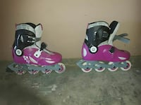 Rollers pour fille pointure 34