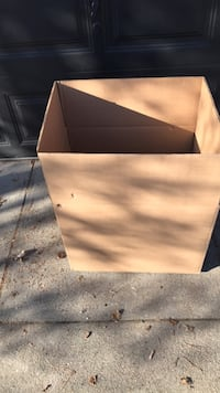 Boxes new for shipping , storage Ect.
