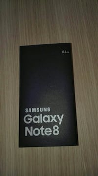 Samsung NOTE 8 Made in Korea