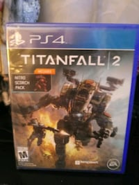 Ps4 titanfall 2 brand new sealed Hagerstown, 21742
