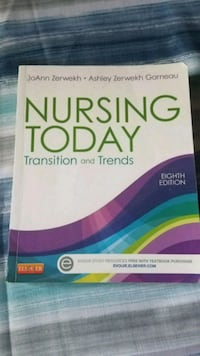 Nursing today transition and trends textbook