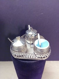 grey stainless steel container set Toronto, M6P 3L4