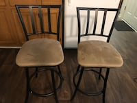 3 feet high Barstools Brown/Tan Tampa, 33609