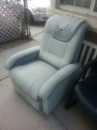 Eagles NFL padded sofa chair$60