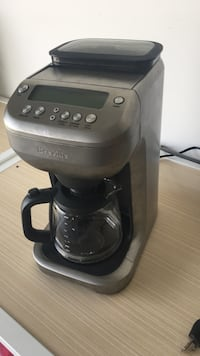 Breville grind and brew
