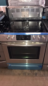 """New Frigidaire 30"""" stainless steel electric stove 6 months warranty Owings Mills, 21117"""
