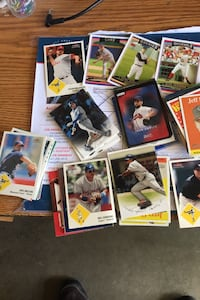 Topps cards