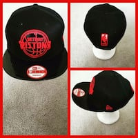 black and red Chicago Bulls fitted cap Capitol Heights, 20743