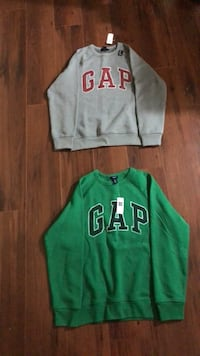 Brand new boys sz (11-12 yrs old) gap sweatshirts Edmonton, T6L 6X6