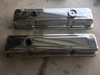 Sbc chrome valve covers Wilmington, 28411