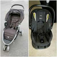 Britax B-Agile 3 and B-Safe 35 Travel System West Windsor Township, 08550