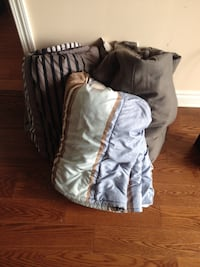 3 piece of double size blankets for 20$. Hurry Mississauga, L5B 0C6