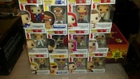 Wwe pop vinyls $20 to $40 EACH (FIRM PRICE)  Toronto, M1L 2T3