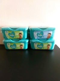 Pampers Wipes (New)  Toronto, M9W 6Z5