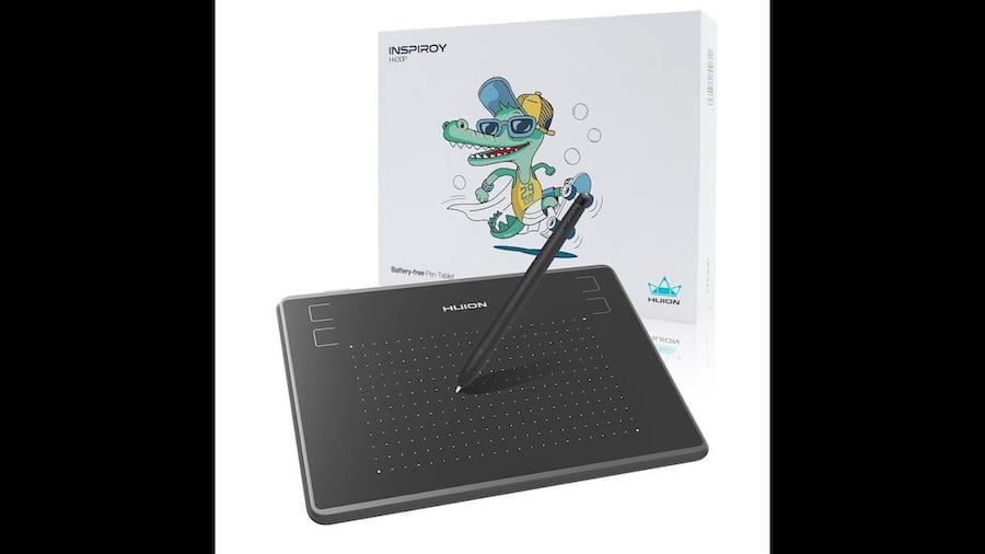 Huion H430P Grafik Tablet Uzaktan Egitim 1
