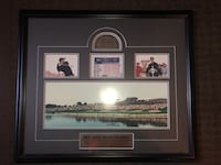 Tiger Woods wins the bell Canadian open picture frame Toronto, M6N