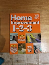 Home Depot Improvement Book Mississauga, L4W 3N6
