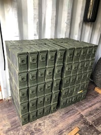 Ammo Cans Empty