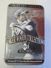 Tiger Woods $3 TROUTDALE