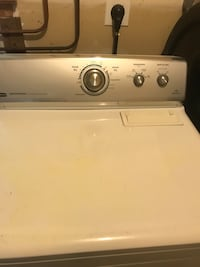 white front-load clothes washer Huntington, 11743
