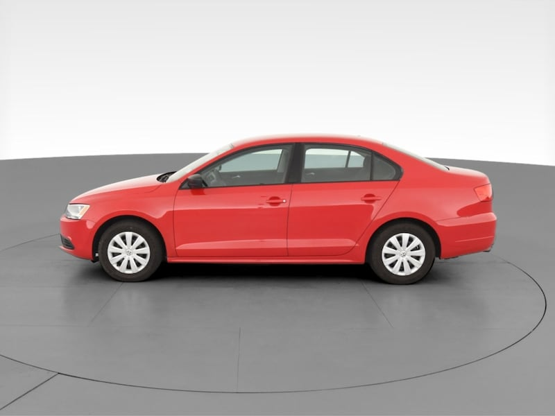 2014 VW Volkswagen Jetta sedan 2.0L Base Sedan 4D Red  a4efcea5-3e1f-48e7-a6d8-c0e9f5175a87