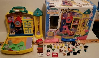 Pokemon playset