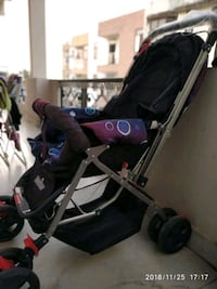 Baby's Blue and purple stroller Jaipur, 302021