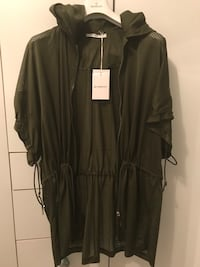 New with tags authentic Givenchy mesh parka anorak hooded Toronto