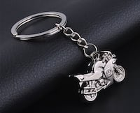 Metal 3d motor bike key chain Riverwood, 2210