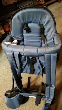 backpack baby seat Tinicum Township