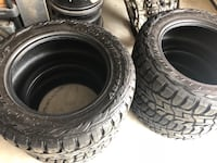 TOYO RT 305/R20 set of 4 Orting, 98360