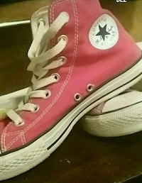 par rosa Converse All Star høy-top sneakers Verdal, 7650