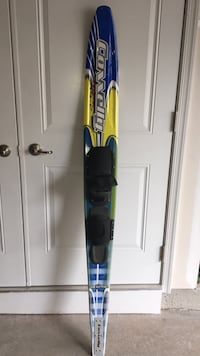 """Connelly RS-2 68"""" Graphite Slalom Ski - used 3 times only! Ashburn, 20148"""