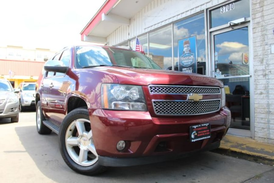 Used 2008 Chevrolet Tahoe for sale 0