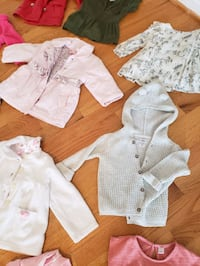 12-18 month old girls clothing - winter ready Germantown, 20874