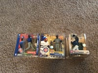 Brand new Chicago Cubs McFarlane Action Figures $20 Each or 3 for $50 Lockport, 60441